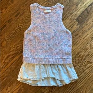Abercrombie Kids Sleeveless Sweater